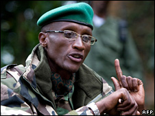 General Laurent Nkunda (10 November 2008)