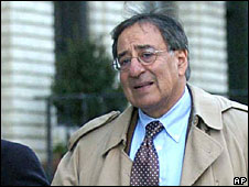 Barack Obama's apparent choice to head the CIA, Leon Panetta