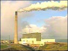 Peterhead coal-fired power station