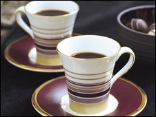 Waterford china cups