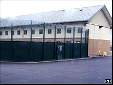 Yarl's Wood asylum detention centre