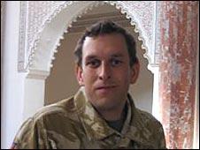 Captain Laurence Roche