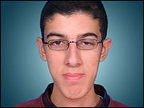 Muhammad Abushaban, joven palestino en la Franha de Gaza