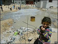 Rafah refugee