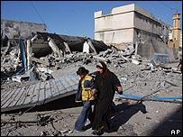 مشاورات مكثفة في نيويورك بشأن هدنة في غزة _45350892_city00