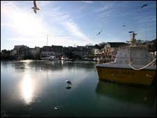 Padstow harbour (Pic: Apex)