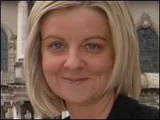 Lisa McMurray - image courtesy News Letter