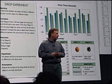 Phil Schiller at Macworld