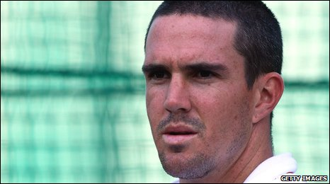 Pietersen had been England captain for just five months