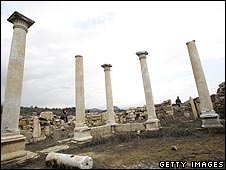 Columns at Izmir (formerly Smyrna)