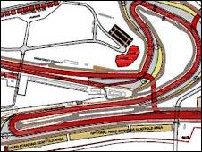 Donington Park plans