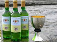 Cremisan wines: Pic 5th Gospel Retreats