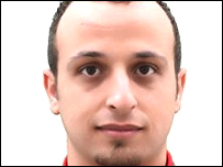 Сотрудник Исламской помощи Хатем Шурраб