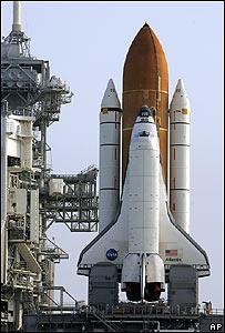 Lanzadera espacial Atlantis