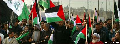 تظاهرة للصدريين