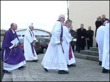 Maire Rankin funeral