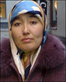 Kauser, Adel Hakimjan's sister