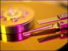Hard drive (EyeWire)