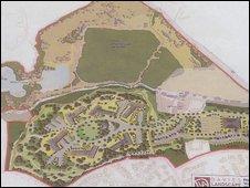 Sandford plans