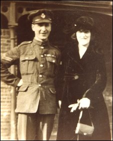 Tom and Hilda Reynolds circa 1920