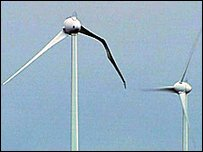 Wind turbine Conisholme