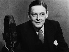 Index to essays by T.S. Eliot