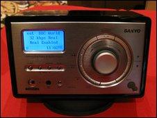Wifi radio