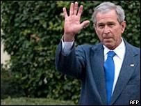 Президент Джордж Буш