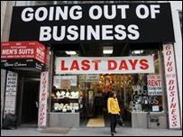 Un comercio en Nueva York avisa que va a cerrar