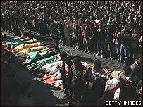Funeral en Gaza