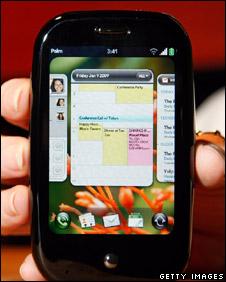 Palm's Pre smartphone