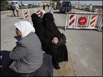 Cruce en Rafah