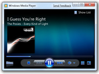 Microsoft's lightweight Windows Media Player
