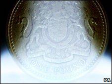 �1 coin