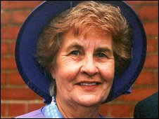 Doreen Griggs was killed in 2004 (Photo: Courtesy of Wisbech Standard) - _45361831_8881sm19zx16griggs