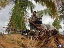 Tamil Tiger rebels