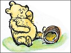 Winnie the Pooh by E H Shepard
