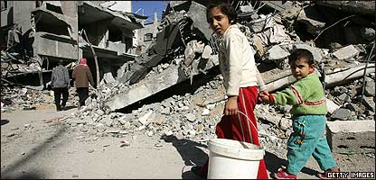 Ni�os en Gaza
