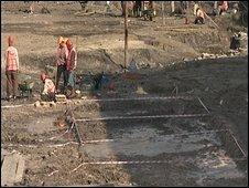 Marmaray dig site