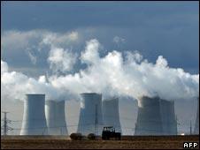 Jaslovske Bohunice nuclear reactor