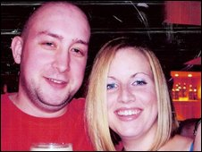 Craig Hodson-Walker and Lisa Bundy