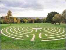 Canterbury Labyrinth