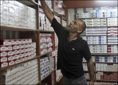 Тоннели контрабандистов в Газе
