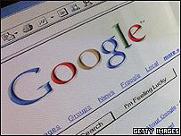 Página de Google