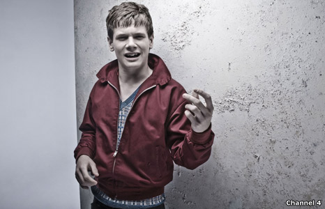 Jack O'Connell plays Cook