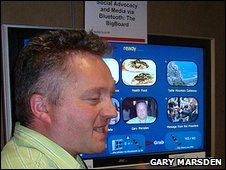 Gary Marsden