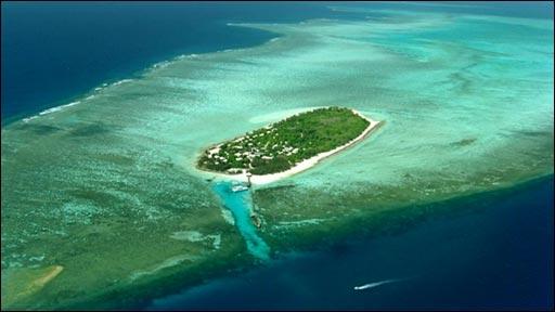 Queensland's Hamilton Island