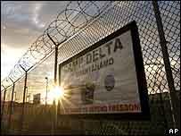 �Cu�l ser�a la alternativa a Guant�namo?