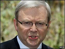Kevin Rudd (file image)
