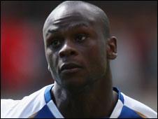 Reading striker Leroy Lita